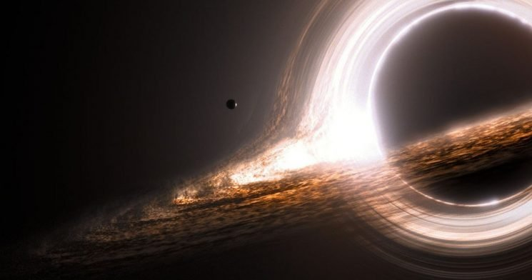 NASA Telescope Watches Black Hole Shrink After Devouring A Star