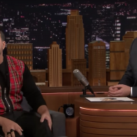Watch Luis Fonsi Hilariously Rewrite 'Despacito' Lyrics on 'Fallon'