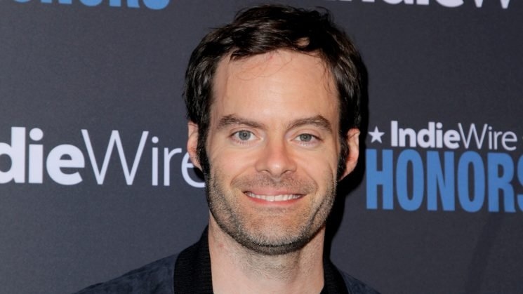 """Bill Hader Saw His Kids """"A Total of Five Days All Summer"""""""