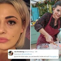Ant McPartlin's ex Lisa Armstrong offers support to Bake Off's Candice Brown after she's targeted by trolls