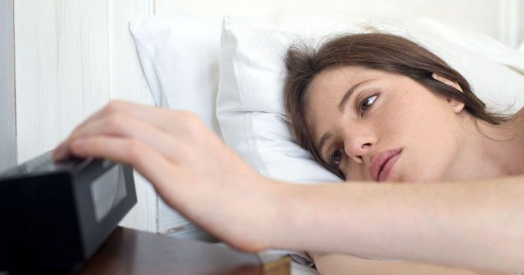 People who love a lie-in are more likely to develop mental health problems