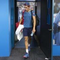 Rain delays de Minaur's second-round match at Sydney international