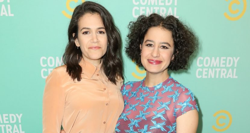 Abbi Jacobson & Ilana Glazer Kick Off Comedy Central Press Day Ahead of 'Broad City' Premiere