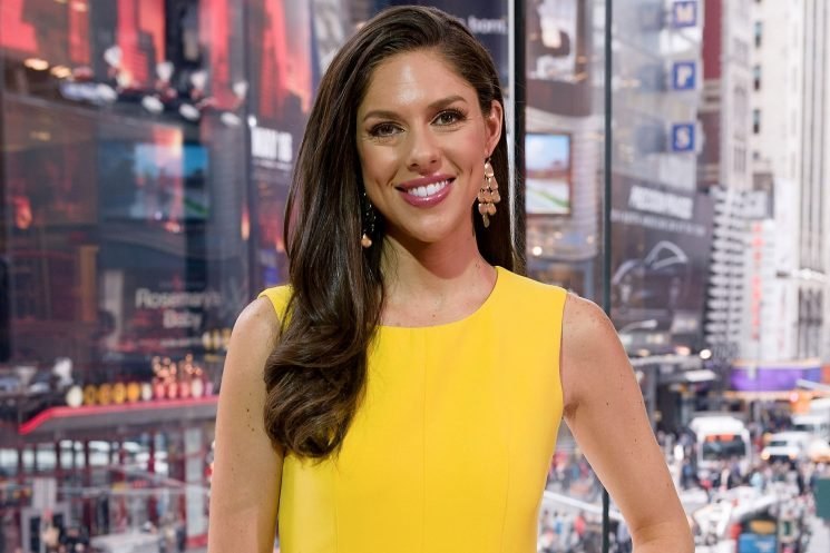 'View' co-host Abby Huntsman expecting twins
