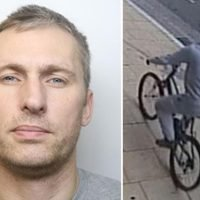 Sexual predator who groped 21 women while riding his bike jailed for nearly four years