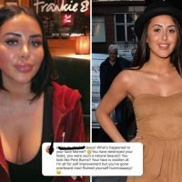 Marnie Simpson hits back after cruel trolls say she looks 'plastic' in new pic