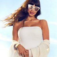 Jameela Jamil Joins the #AerieREAL Role Models Campaign to Promote Body Acceptance