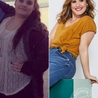 Woman Loses 140 Lbs. After Being Bullied in High School: 'I Feel Like Two Different People'