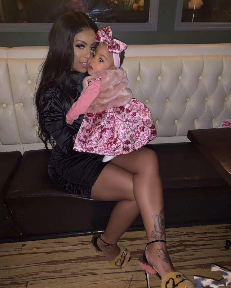 Fetty Wap's Ex Alexis Skyy Reveals Their 1-Year-Old Daughter Underwent Emergency Surgery
