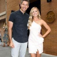 Arie Luyendyk Jr. and Lauren Burnham Reveal They're Having a Baby Girl