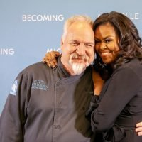 Art Smith Dishes on What It's Like to Cook for Michelle Obama During Her Book Tour: 'She Is a Delight'