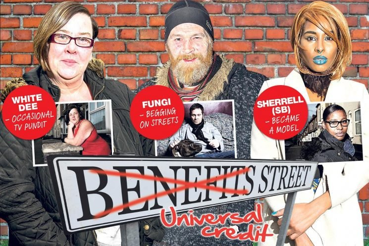 We find out what happened to the residents of Benefits Street five years after the Channel 4 show made them unlikely stars