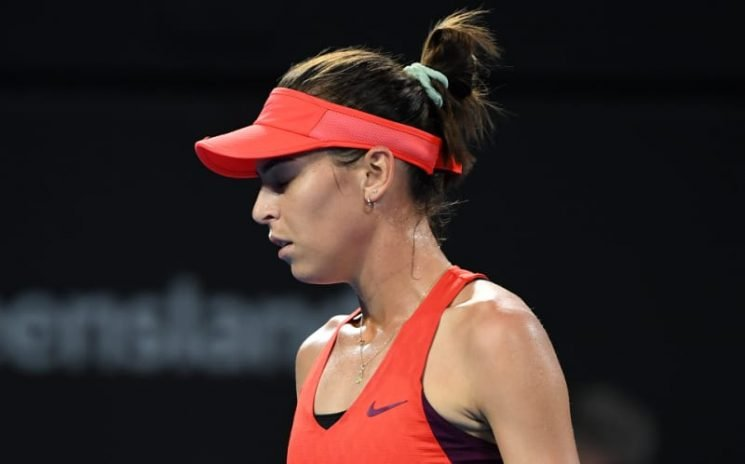 Ajla Tomljanovic bows out of Brisbane after topsy-turvy quarter-final