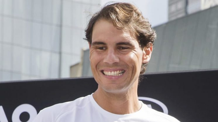 Nadal backs his body to hold up for Open