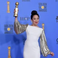 The 'Grey's Anatomy' Cast Couldn't Be More Supportive Of Sandra Oh's Golden Globe Win