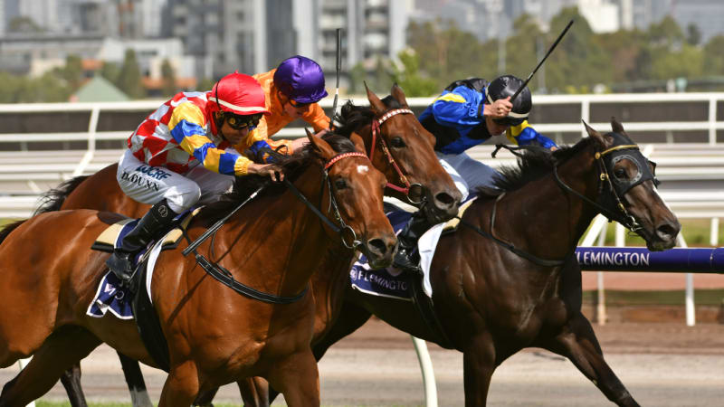 Dunn, Oliver double up as Blahnik shows rivals clean heels
