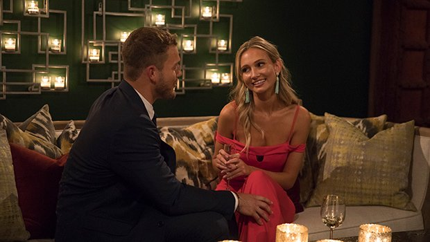 'Bachelor' Contestant Fakes Australian Accent To Get Colton Underwood's Attention