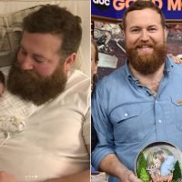 HGTV's Home Town Star Ben Napier Lost 55 Lbs. for His Baby Daughter: 'I Want a Long Life'
