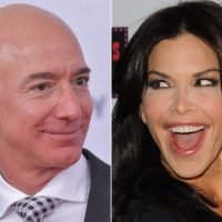 Jeff Bezos texted about wife's weird nightmares to Lauren Sanchez
