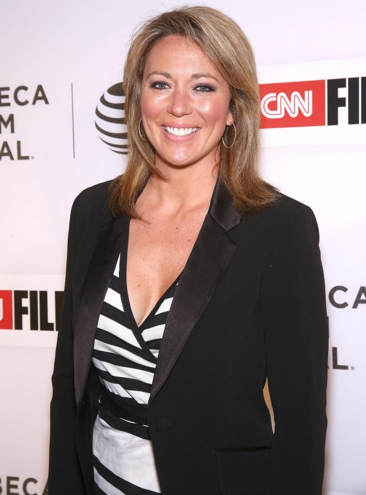 CNN Host Brooke Baldwin Reveals Why She Disappeared in the Middle of Her Show