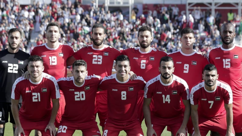 Plucky Palestine's Asian Cup dream lives on thanks to Socceroos