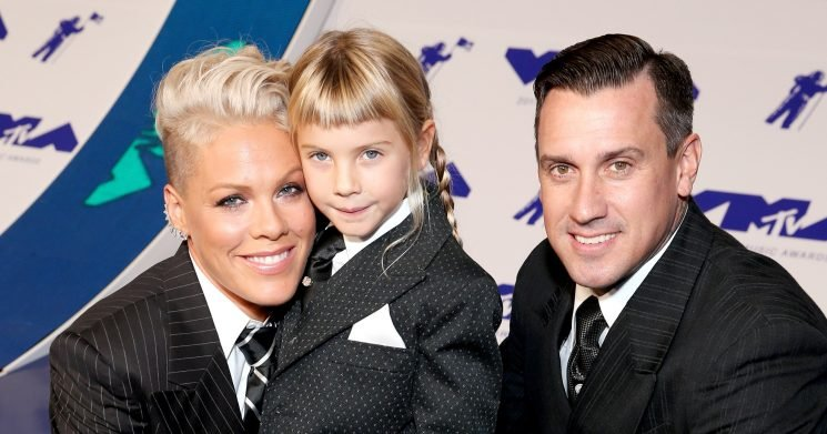 Pink's Husband Carey Hart Defends Teaching Daughter, 7, How to Shoot Rifle