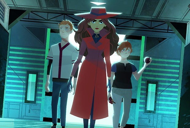 Carmen Sandiego Theme Song Gets Sultry Remix in Netflix Reboot — Watch