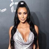 Kim Kardashian, Emily Ratajkowski & More Celebs Flaunting Cleavage In Cowl Neck Mini Dresses