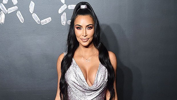 Kim Kardashian, Emily Ratajkowski & More Celebs Flaunting Cleavage In Cowl Neck Mini Dresses