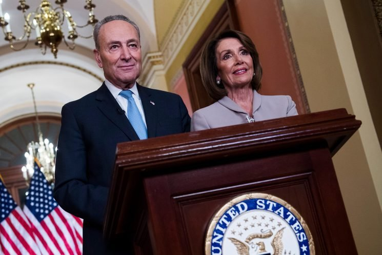 Schumer and Pelosi managed to draw more viewers than Trump