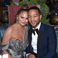 John Legend's 40th Birthday Party Photos Include The Most Chic Family Snapshot