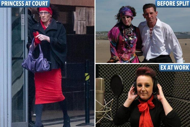 Classical singer harassed by transgender husband after she asked for a divorce