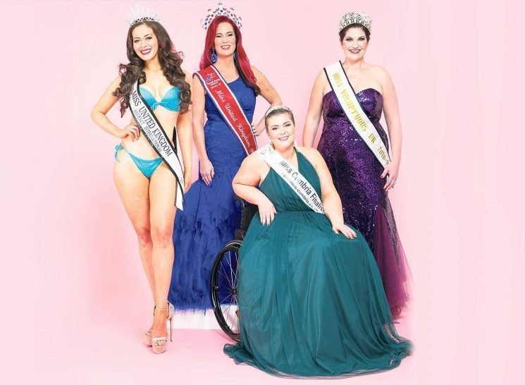 From curvy bodies to disabilities, these women prove modern beauty queens come in all forms