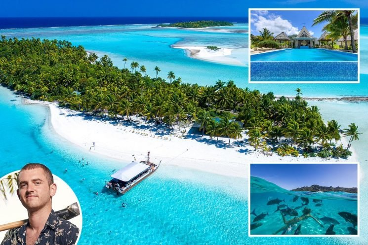 From Tiger Island to test the camp for E4's Shipwrecked to luxury Rarotonga in the Cook Islands