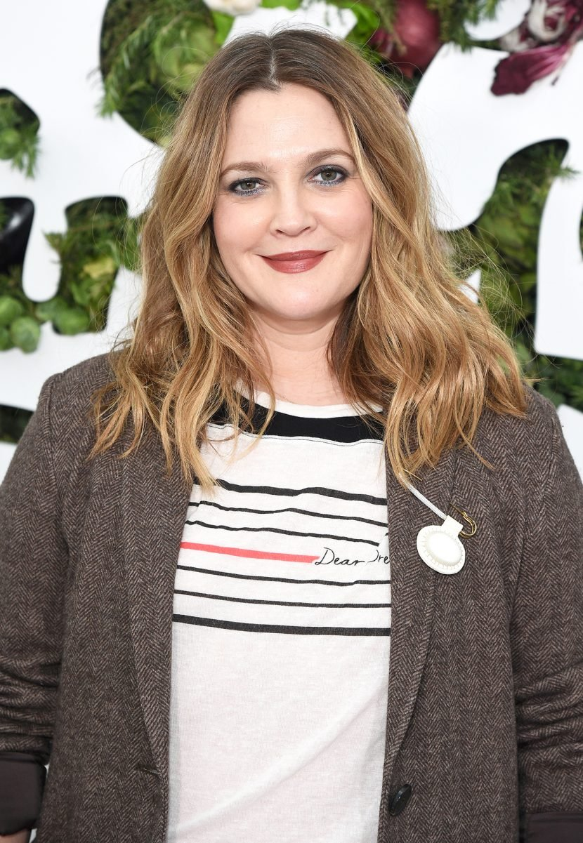 Drew Barrymore Reveals Why She's Never Gotten Plastic Surgery: It's a 'Slippery' Slope