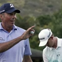 Leishman third as Kuchar wins Sony Open