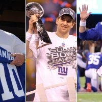 If Eli Manning's Giants run is over, he leaves an unforgettable mark
