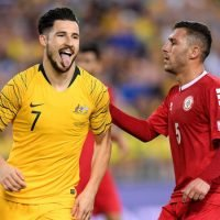 Socceroos to play it safe with Leckie's hamstring