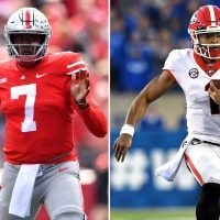 Justin Fields to Ohio State means Giants have Dwayne Haskins decision