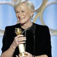 Glenn Close Gives Emotional, Rousing Golden Globes Acceptance Speech