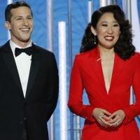 Sandra Oh Just Kicked Off the Golden Globes With an Emotional Testament to Onscreen Representation