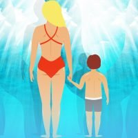 How My Toddler Taught Me to Accept My Post-cancer Body