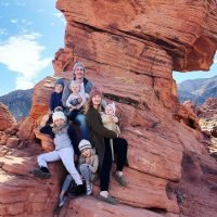 James Van Der Beek 'Is Still Relishing' Impressive Canyon Vacation with All 5 of His Kids