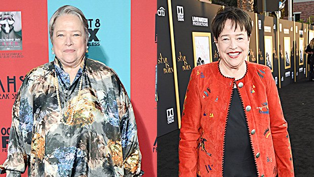 Kathy Bates, 70, Is Unrecognizable While Showing Off 60 Lb. Weight Loss In New Pics