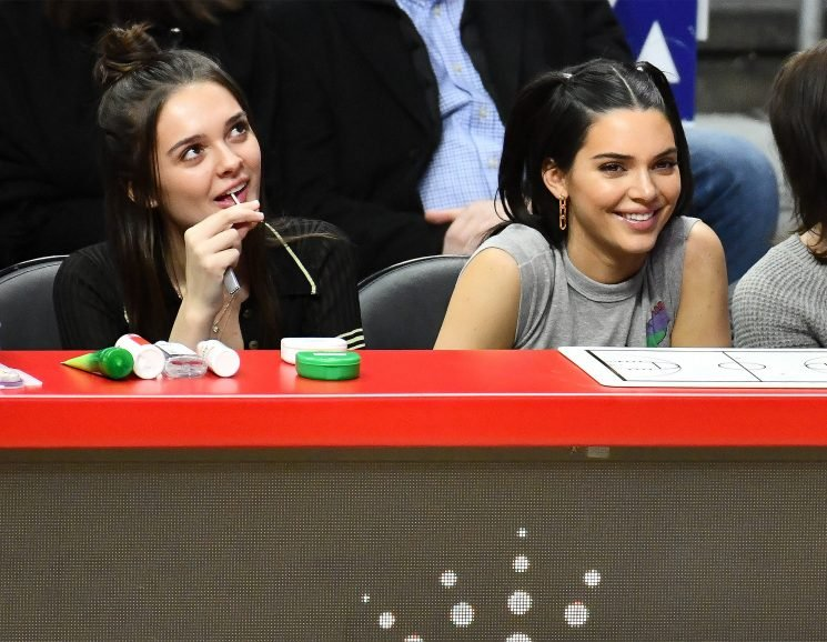 Kendall Jenner Cheers on Ben Simmons Despite 'Ridiculous' Petition to Ban Her from 76ers Games
