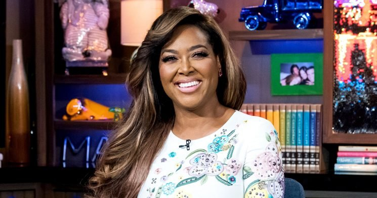 Kenya Moore Gets Real About Moms Not Having Time to Do Their Hair