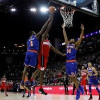 Knicks go all the way to London to find new crushing way to lose
