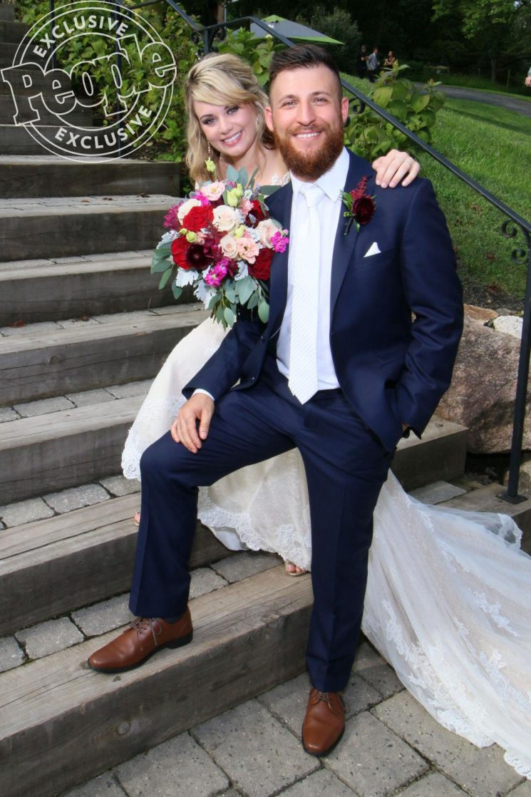 MAFS's Luke Cuccurullo Felt 'Repulsed and Dead Inside' After Kissing New Wife Kate Sisk