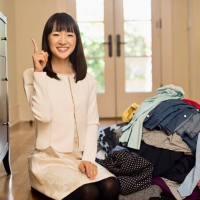 'Tidying Up with Marie Kondo': Tips Marie Kondo Swears by for Decluttering