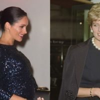 Meghan Just Wore Princess Diana's Bracelet & We Almost Missed It